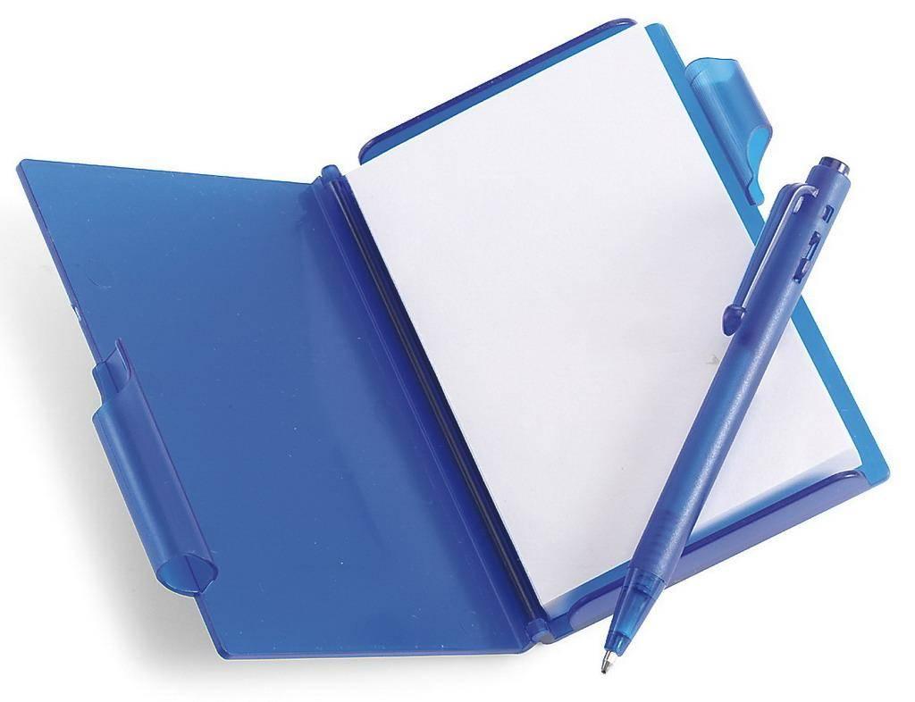 Запись в блокнот