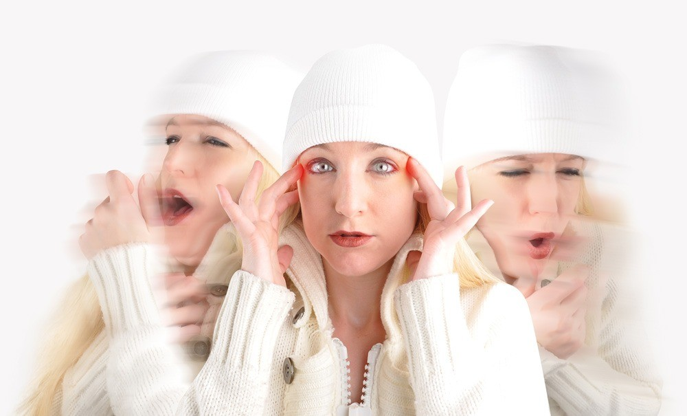 Типичным признаком заражения бешенством являются галлюцинации