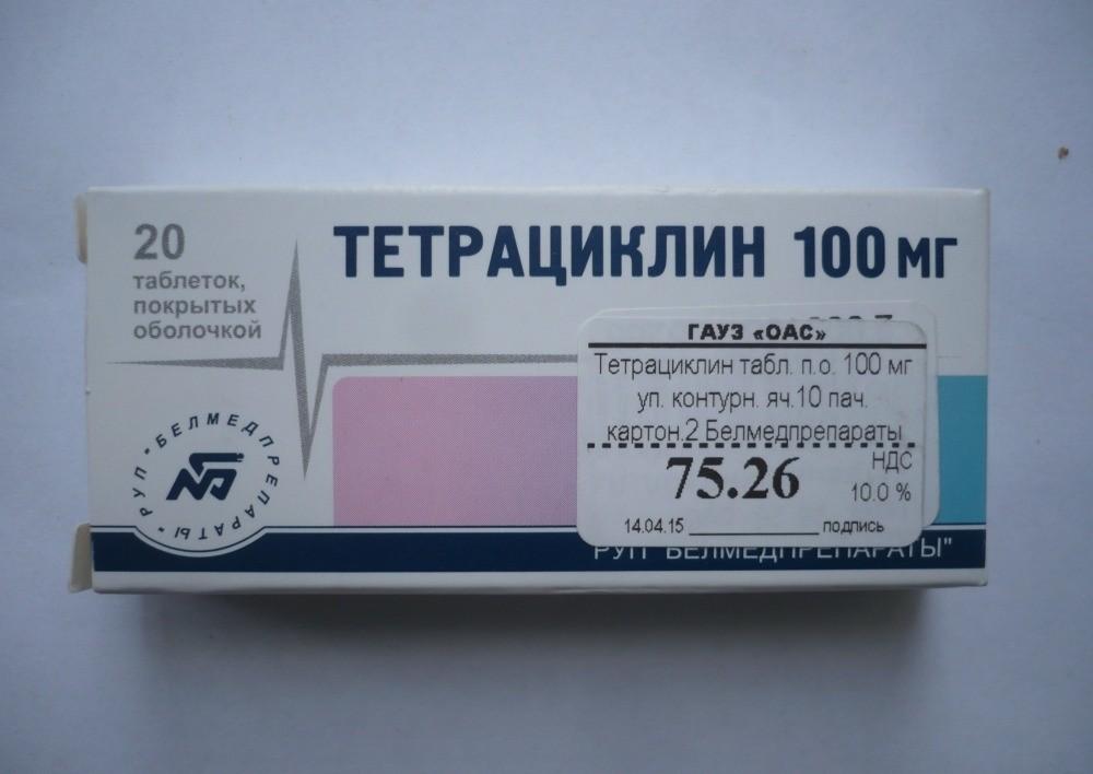 Тетрациклин не следует использовать для кормящих кошек