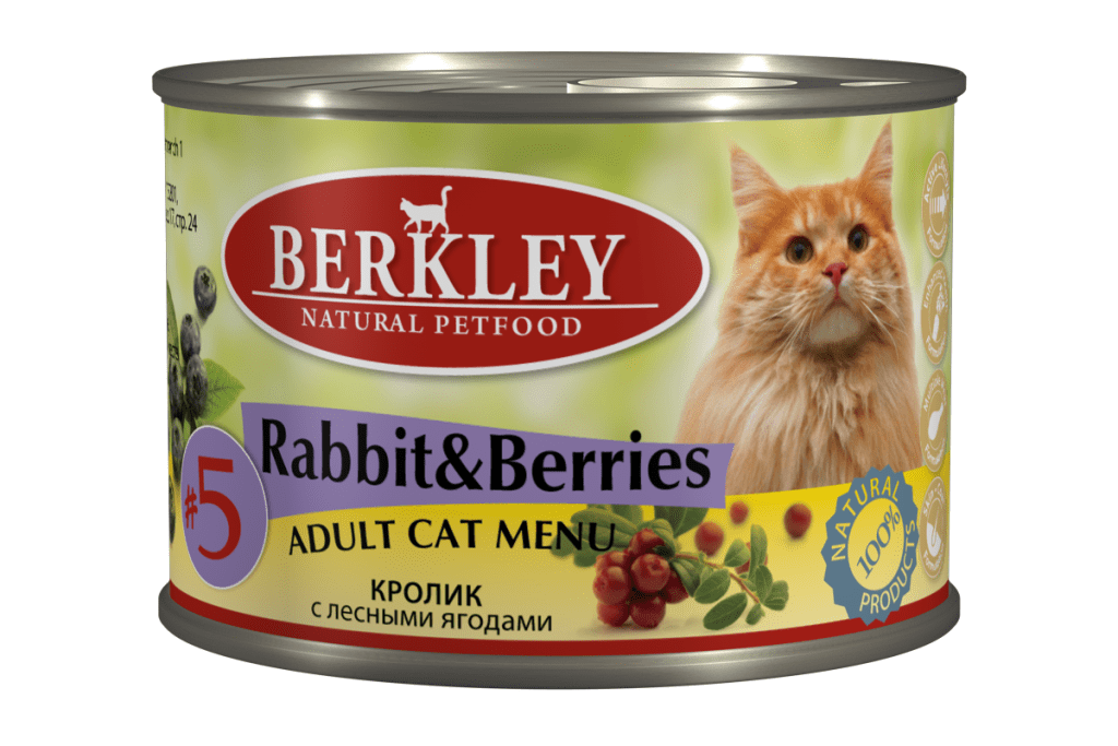 Для корма Бэркли выбирается только самое отборное мясо плюс витамины