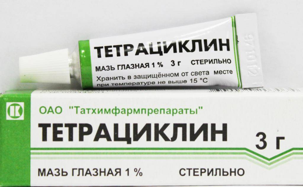 Тетрациклин используется при лечении хламидиоза у кошек