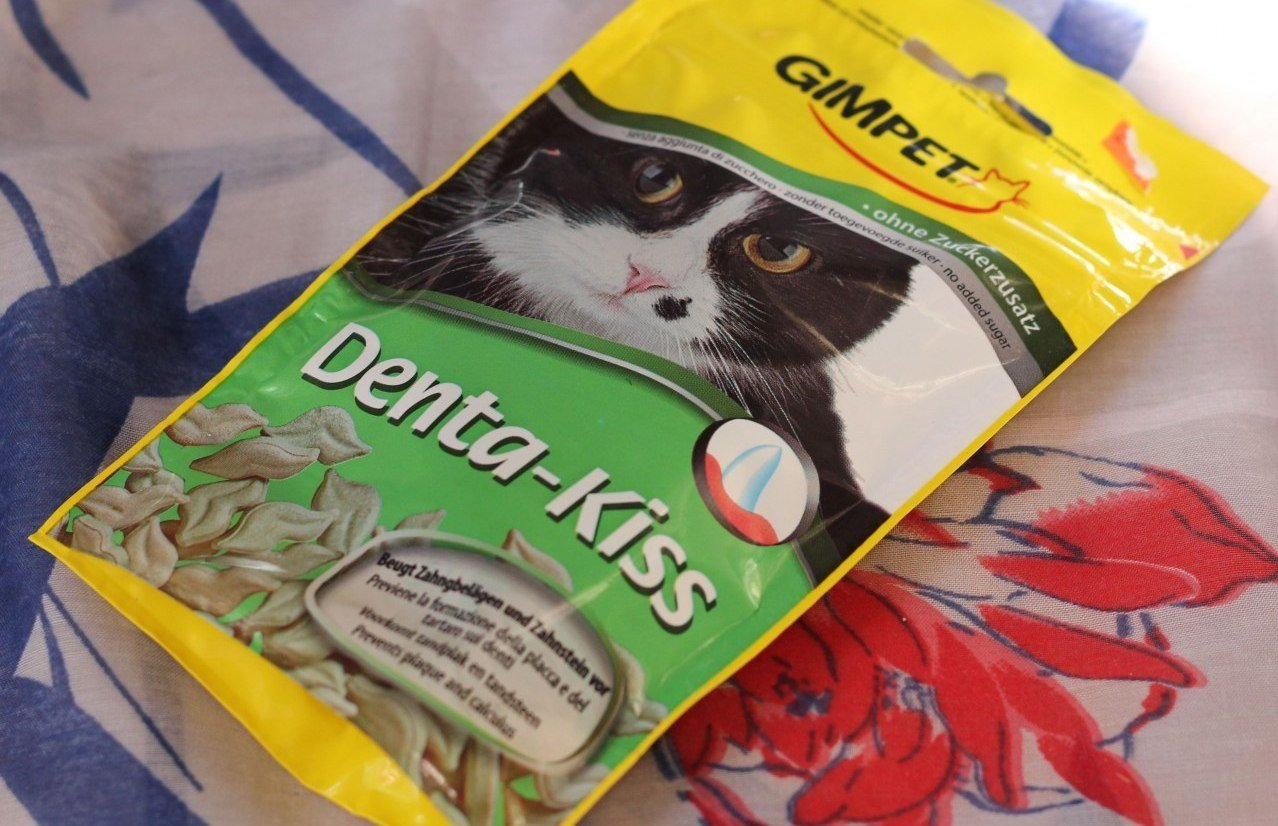 Gimpet Katzentabs представляет собой лечебную добавку к корму
