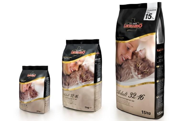 Особенность лучшего влажного корма для кошек от Leonardo – это богатый набор микроэлементов