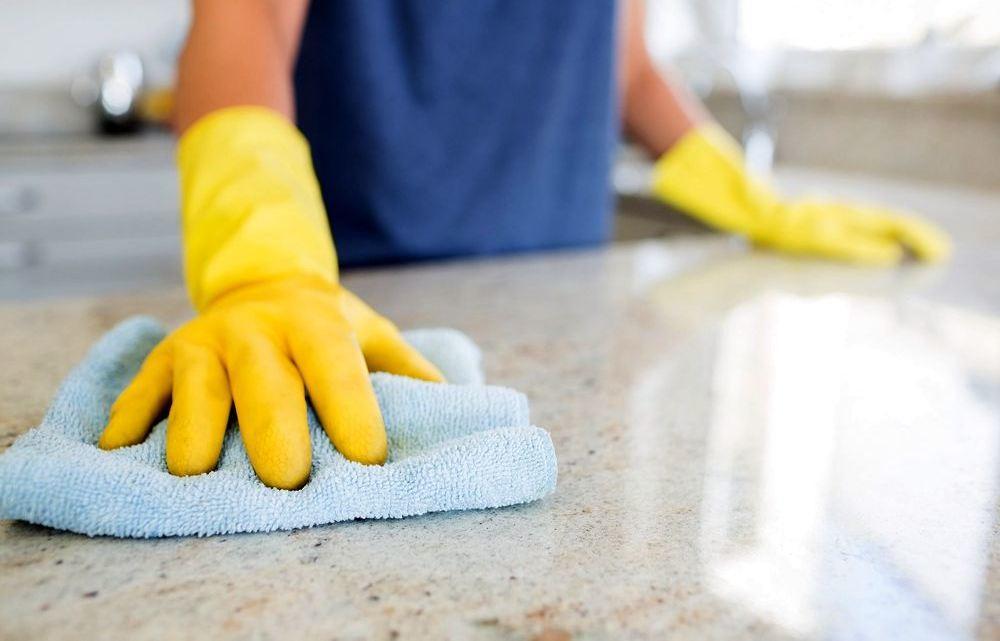 Влажная уборка помогает ликвидировать многие опасные микробы и бациллы