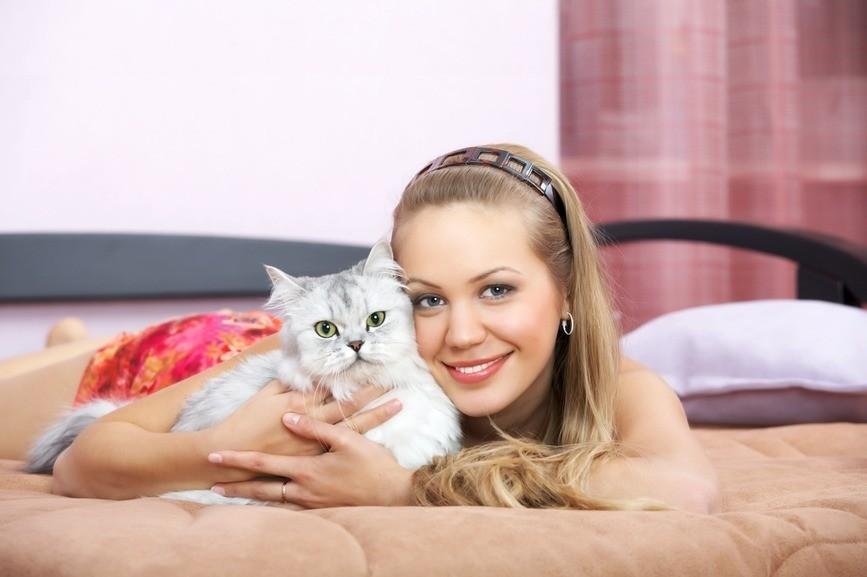 Заболевания, передающиеся от котов