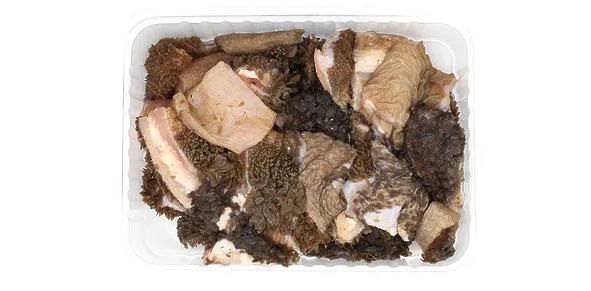 Как готовить говяжий рубец для собак